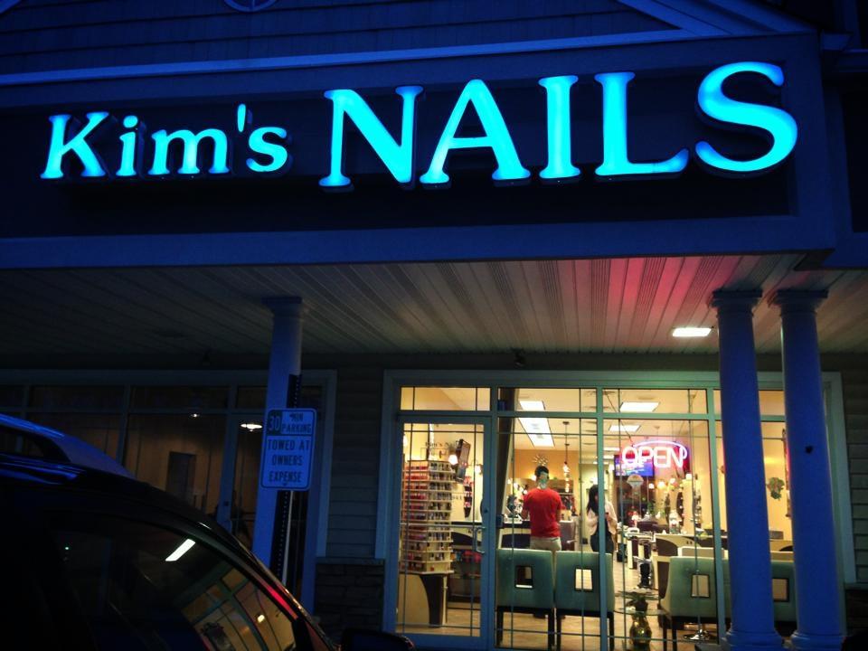 Kim\'s Nails - Route 9 Community